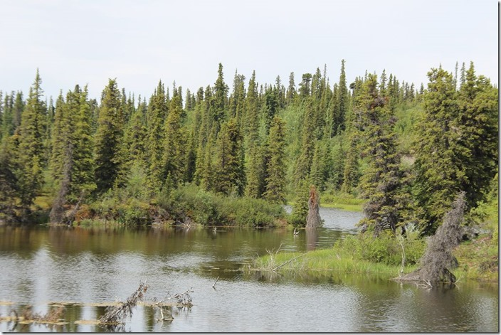 am Alaska Highway