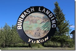Burwash Landing im Yukon